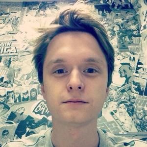 Ivan Ledkov from Whipcake. Designer