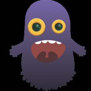 monster Joe popeyed